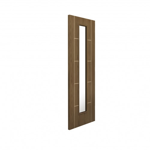 jb-kind-internal-mocha- pre-finished-painted-1-light-clear-glazed-door-angled