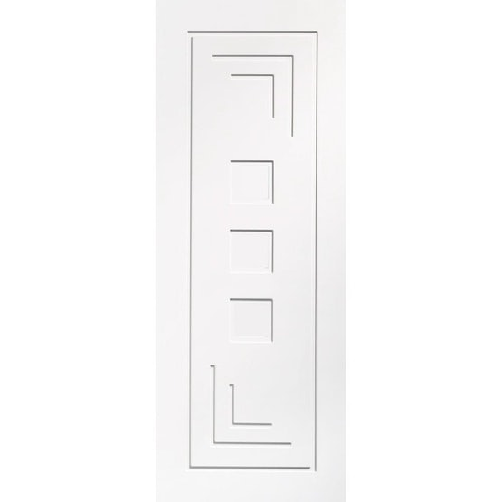 """XL Joinery Internal White Primed ALTINO 3 Panel Door (27"""" x 78"""")"""