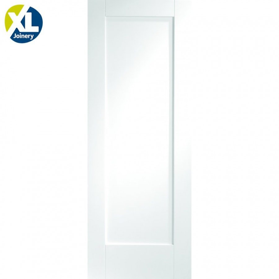 XL Joinery Internal White Primed Pattern 10 Panelled Door 813mm
