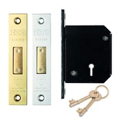 British Standard Chubb Replacement 5 Lever Dead Lock