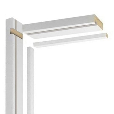 Internal White Primed MDF FIRE DOOR LINING Set Sizes up to 864mm