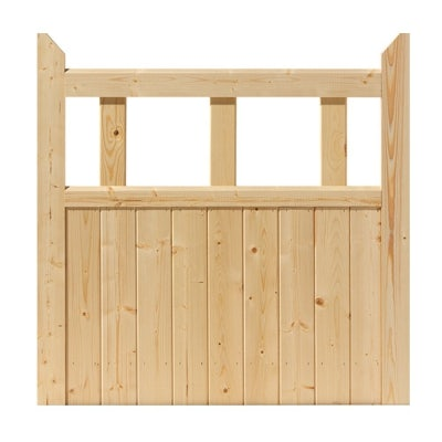 JB Kind External Softwood Boarded Gate