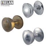 Frelan Hardware Crown Unsprung Mortice Door Knob