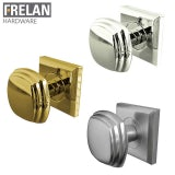 Frelan Hardware Tiered Square Unsprung Mortice Door Knob
