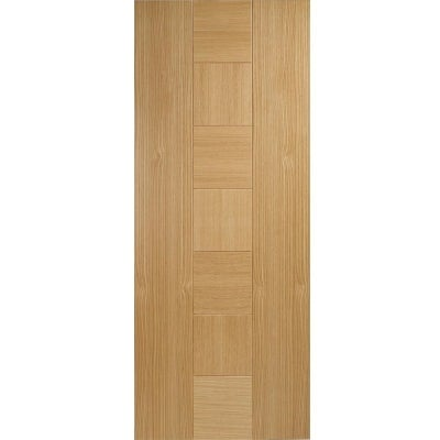 LPD Internal Oak CATALONIA Pre-Finished Flush Door
