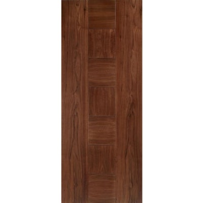 LPD Internal Walnut CATALONIA Pre-Finished Flush Door