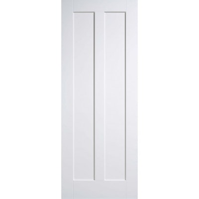 LPD Internal White Primed MAINE 2 Panel Door