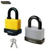 Weatherproof Steel Secure Padlock
