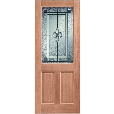 XL Joinery External Hardwood 2XG Coleridge Double Glazed D&G Door