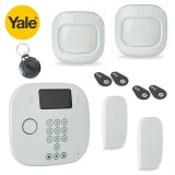 Yale Intruder Alarm Kit Plus Pet Friendly