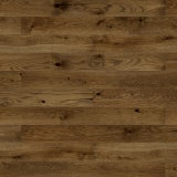 Basix Narrow 1 Strip Engineered Wood Flooring Milk Chocolate Matte